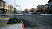 Capital Village Retail Center near Sacramento