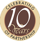 Celebrating 10 Years of Partnership
